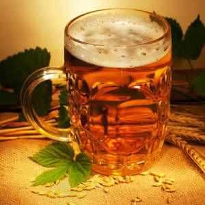 рецепт горячего пива от кашля