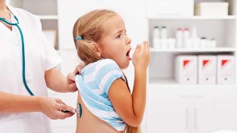 Как лечить лорингический кашель у детей