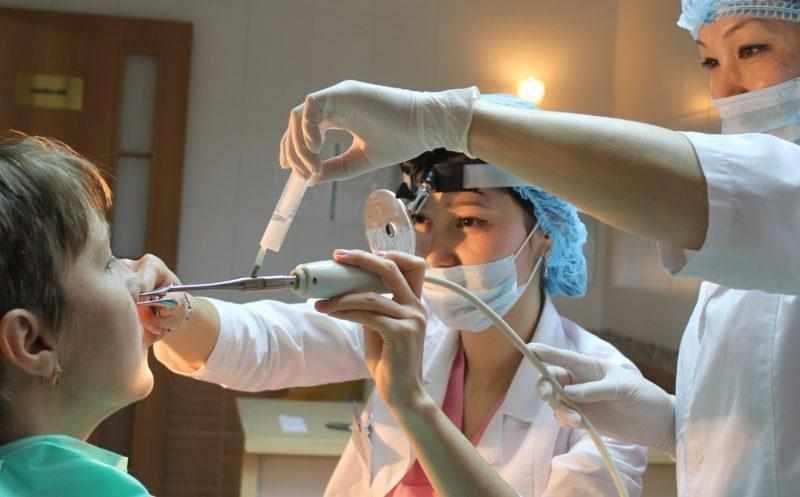 Как делают операцию при гайморите