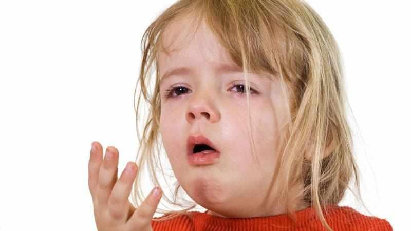 ребенок кашляет при физической нагрузке