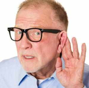 старческая тугоухость лечение