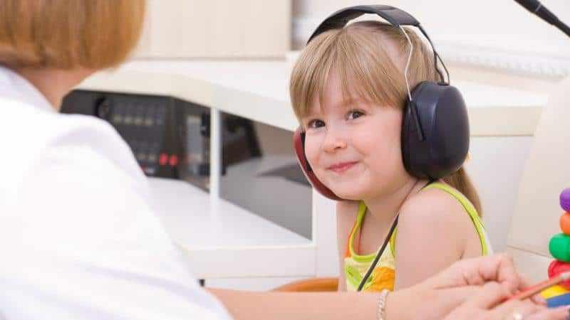 профилактика и нарушения слуха у детей и подростков