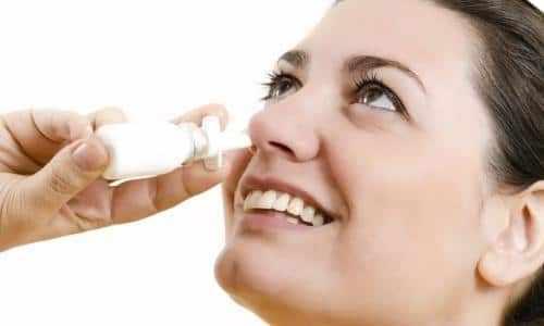капли в нос при гайморите у взрослых