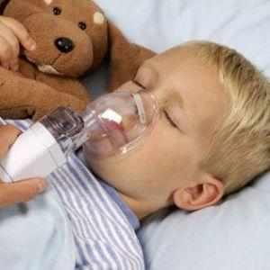 затрудненное дыхание при вдохе и кашель
