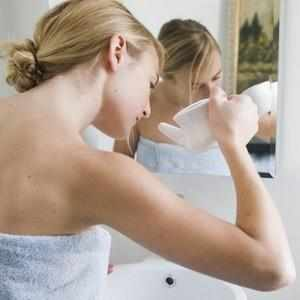 как промывать нос содой