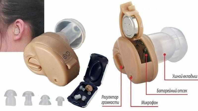 усилители слуха и слуховые аппараты отличие вред