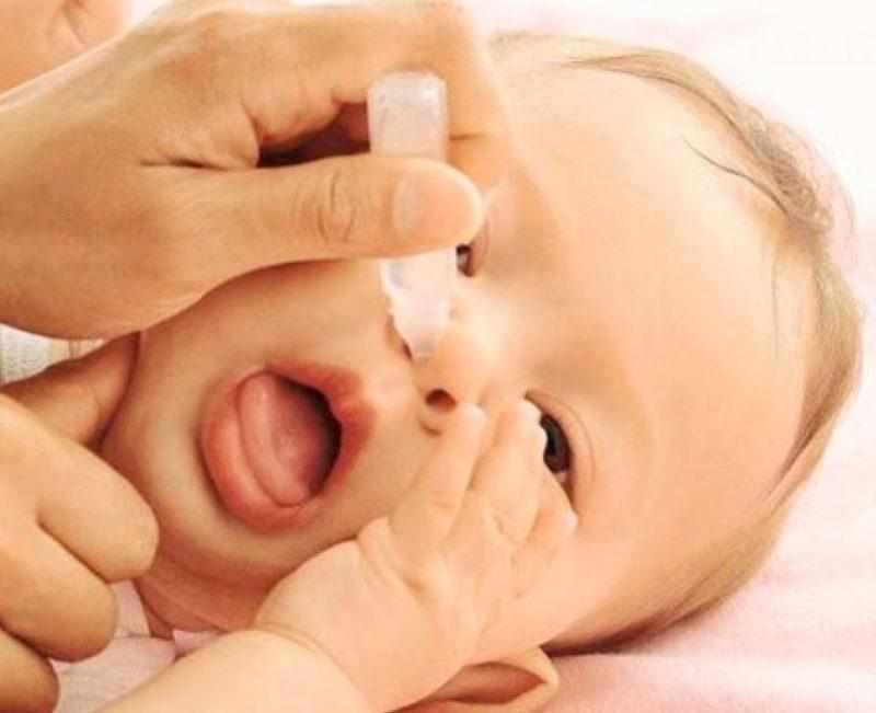 Альбуцид в нос детям Комаровский