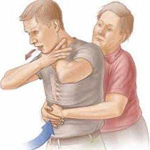 Что делать при удушье в горле в домашних условиях