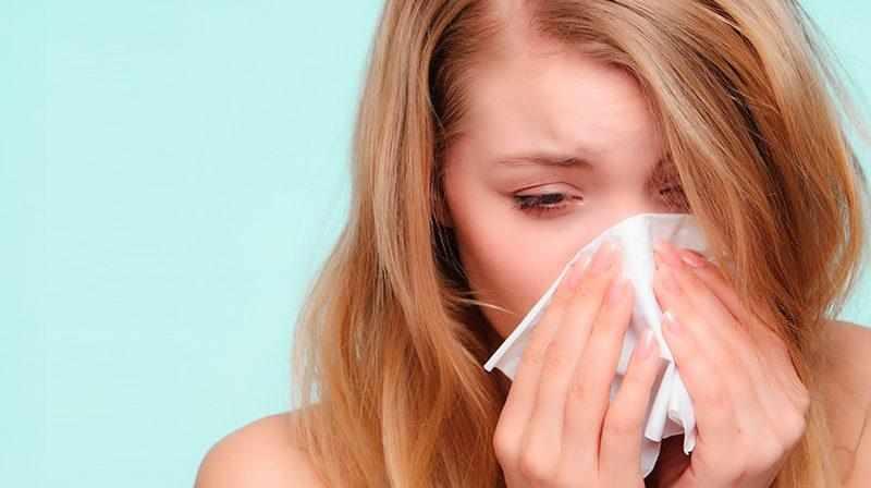 как лечить аллергический синусит