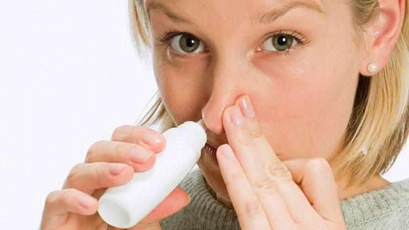 нос перестал чувствовать запахи