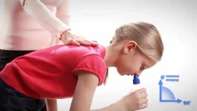 что делать если после промывания носа заболело ухо
