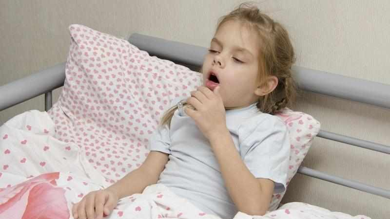 кашель у ребенка по утрам после сна