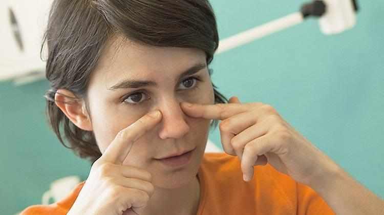 как лечат гайморит без прокола