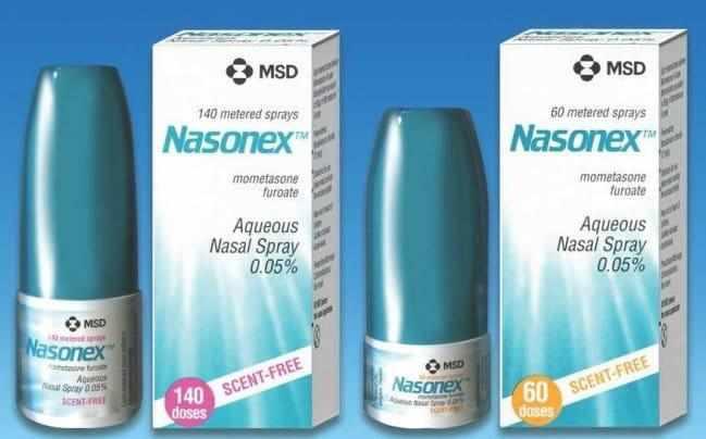 назонекс при полипах в носу отзывы