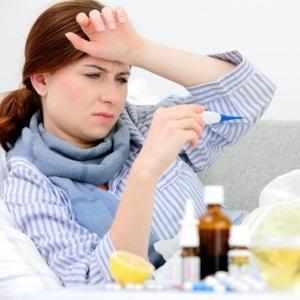 температура при гайморите у ребенка