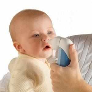 кашель и насморк при прорезывании зубов
