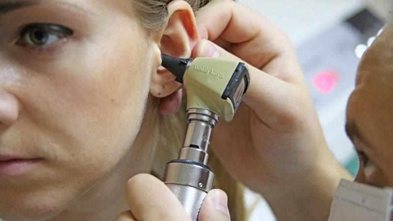 баротравма уха лечение