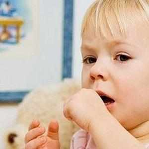 тяжелое дыхание у ребенка и кашель