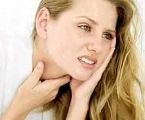 Как лечить воспаление язычной миндалины