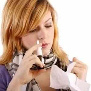 спреи в нос от аллергии