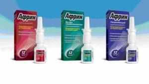 Можно ли африн при беременности отзывы