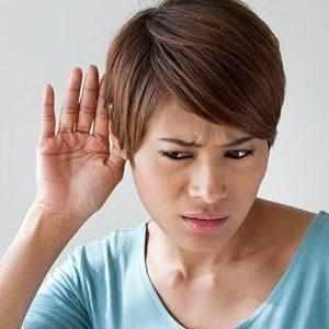 воспаление среднего уха симптомы