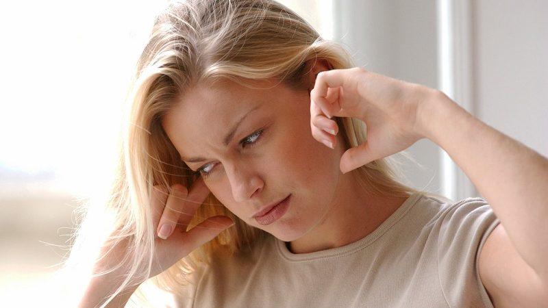 ухудшение слуха после простуды
