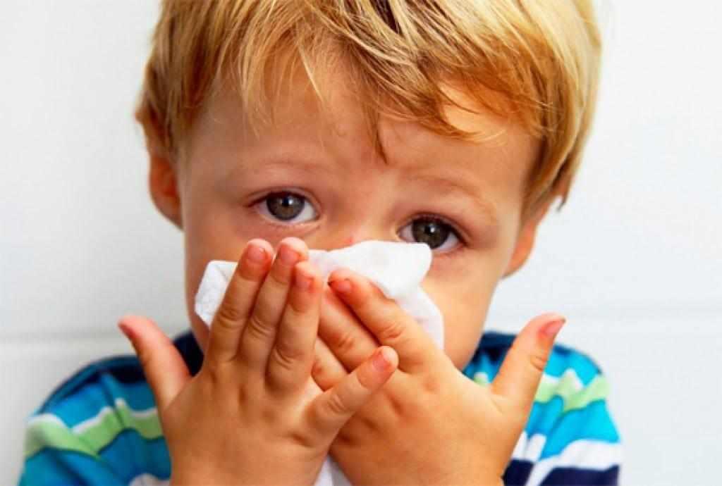 ринофарингит симптомы и лечение у детей