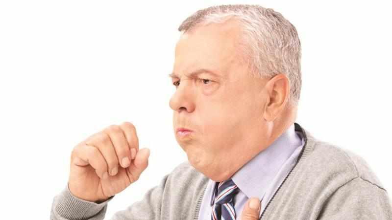 Акупунктурные точки при кашле у взрослых