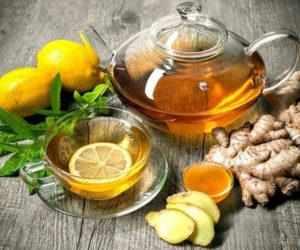 Как лечить кашель медом с лимоном