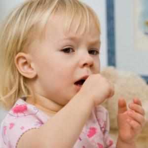 что делать при непрерывном кашле у ребенка