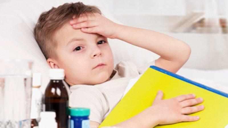 причины утреннего кашля у ребенка