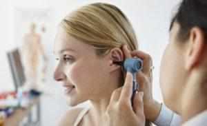 заложены уши при орви