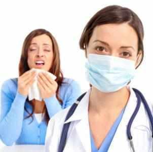 можно ли заразиться бронхитом воздушно капельным путем