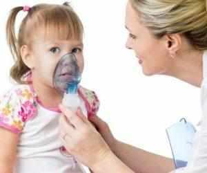 Можно ли делать ингаляции ребенку на ночь