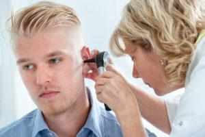 опухоль возле уха