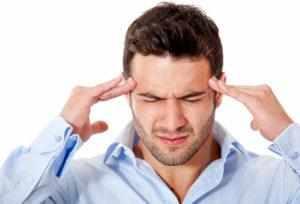 шумит в голове и закладывает уши