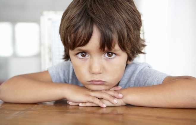 Ребенок с речевыми нарушениями