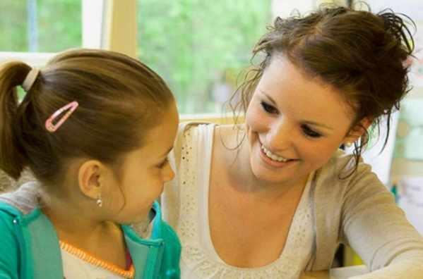 Ребенок и педагог