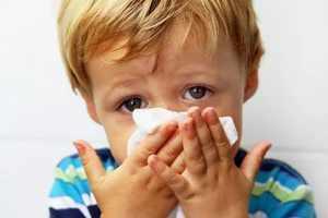 Как образовывается слизь в носу?