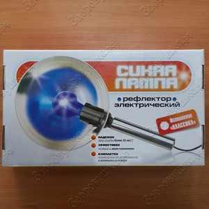 Рефлектор для прогревания лор органов