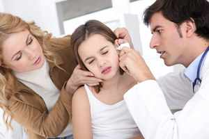 Отит у детей - методы лечения