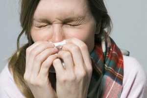 Причины и симптомы гнойного риносинусита