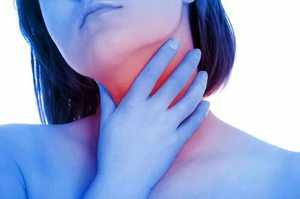 Лизобакт при заболевании горла
