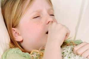 Причины возникновения кашля