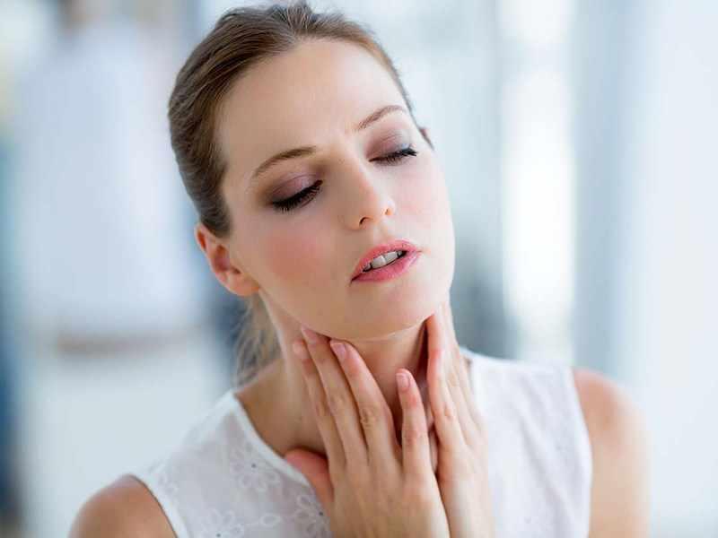 Основные симптомы лакунарной ангины у взрослых