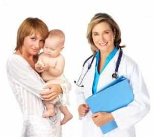 Процедура по назначению врача