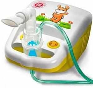 Применение детского небулайзера