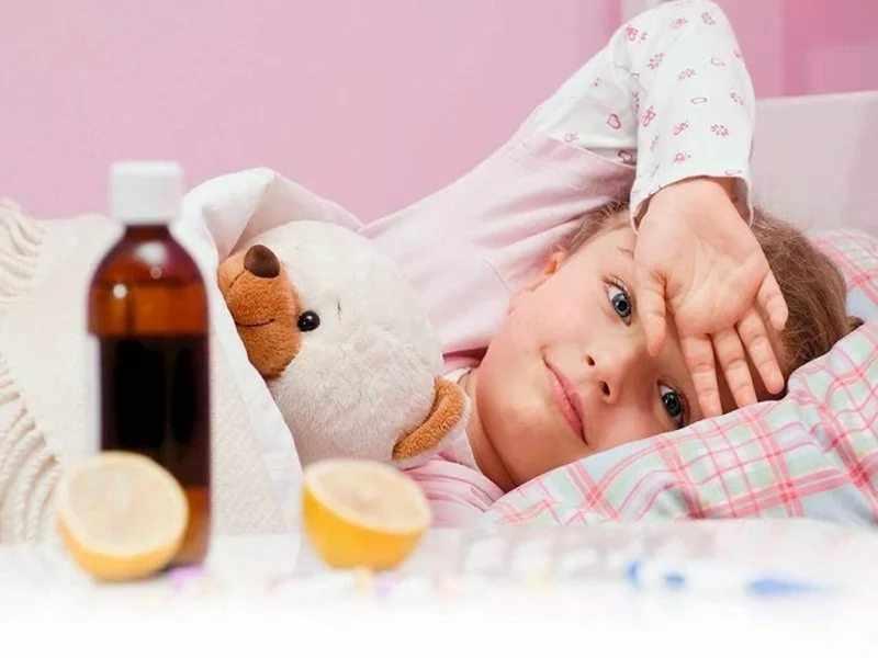 Сироп от кашля бронхикум при заболеваниях горла