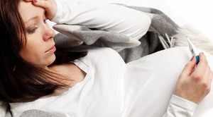 Как вылечиться от простуды беременной